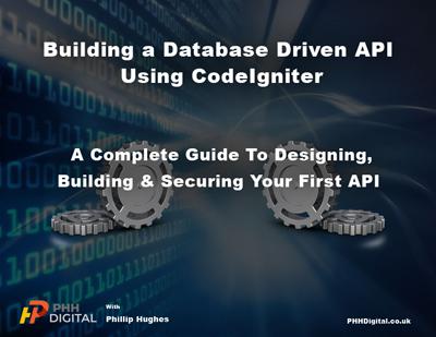 Build a Database Driven API Using Codeigniter