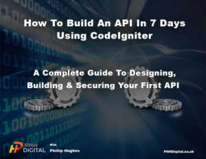 How to Build an API in 7 Days (or less!) using CodeIgniter