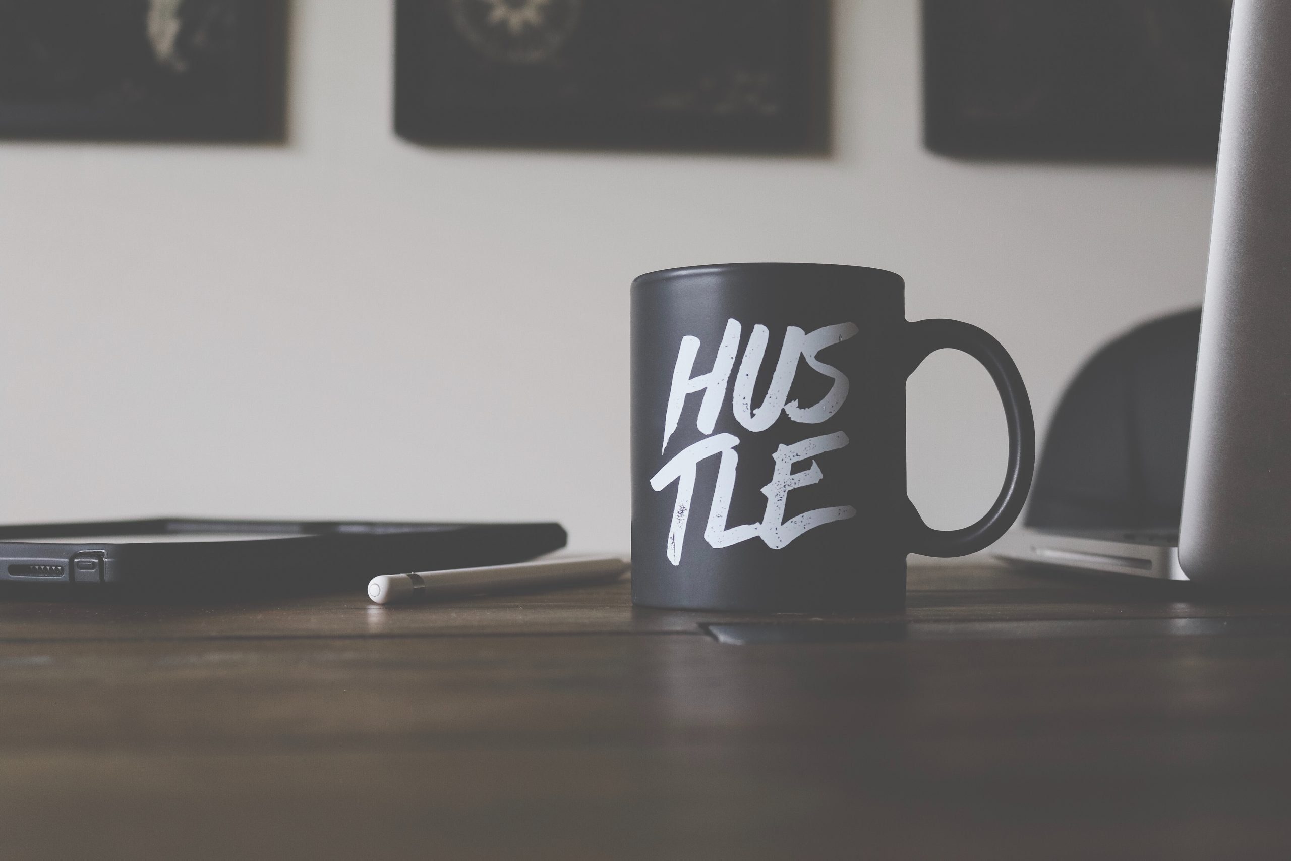 Starting a side hustle part two